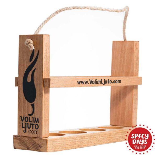 Drveni stalak za umake 3