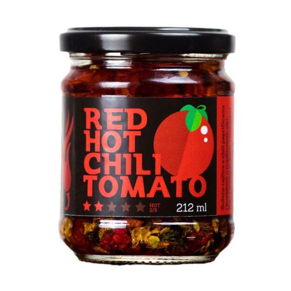 Red Hot Chili Tomato - ljute sušene rajčice 212ml 3