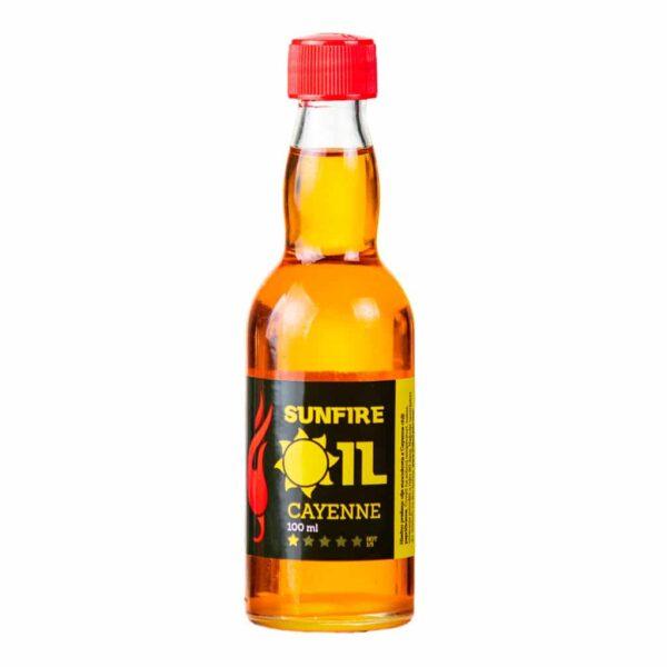 Sunfire Oil Cayenne - ljuto suncokretovo ulje 100ml 3
