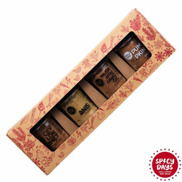 Začini za kolače - poklon paket 3