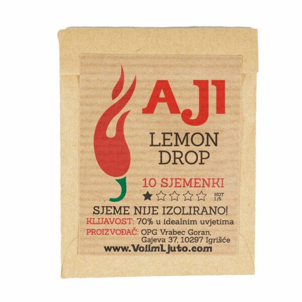 Aji Lemon Drop - Sjemenke chili papričica 4