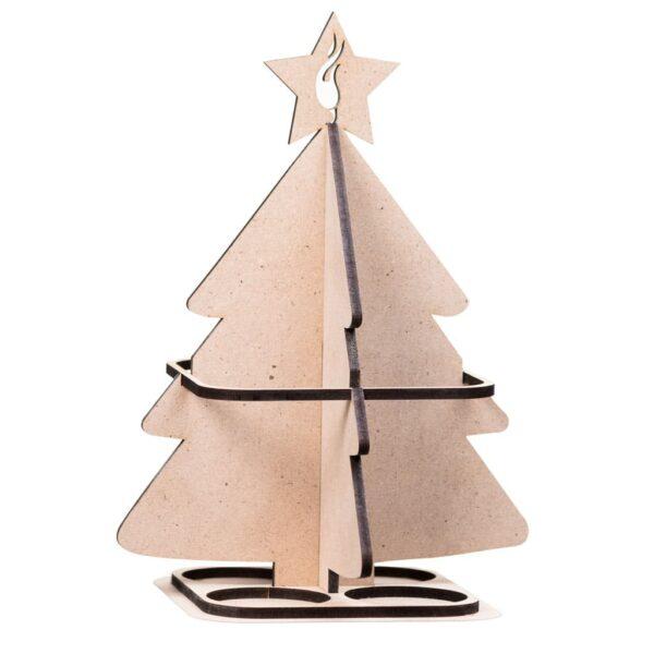 Božićni stalak za četiri umaka od 100ml 3