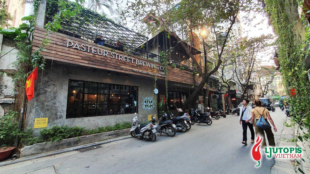 Pasteur Brewing Hanoi