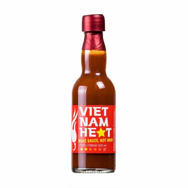 Vietnam Heat - ljuti umak 100ml 3