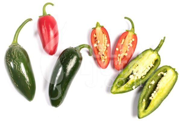 Jalapeno sadnica chili papričice 3