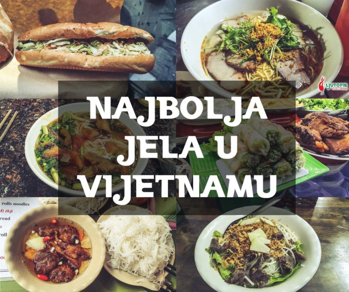 Najbolja hrana u Vijetnamu