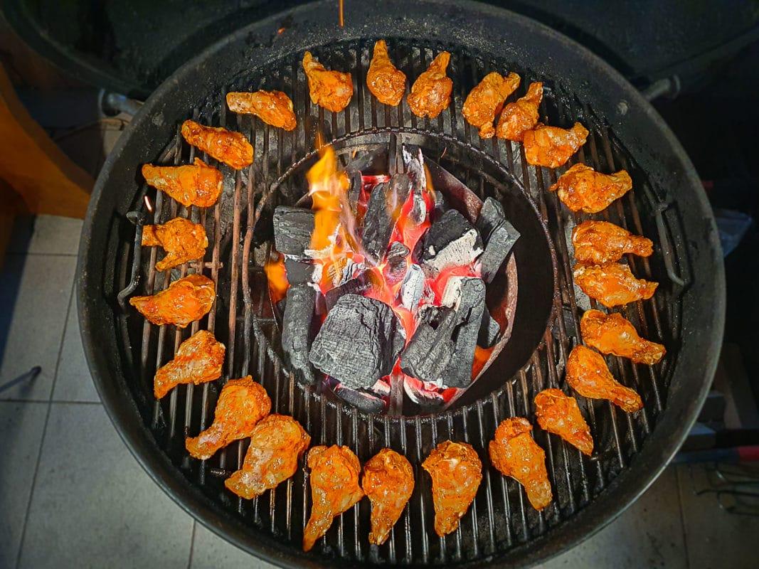 BBQ pileća krilca - VolimLjuto.com