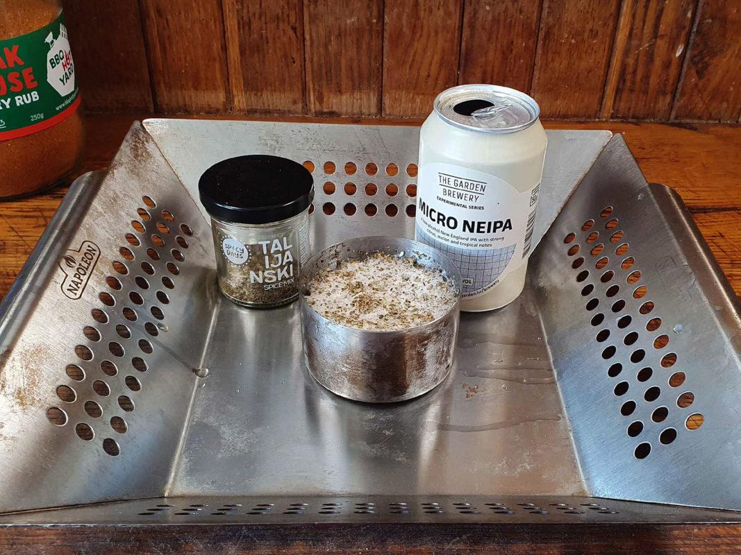 BBQ pile na limenci piva - VolimLjuto.com