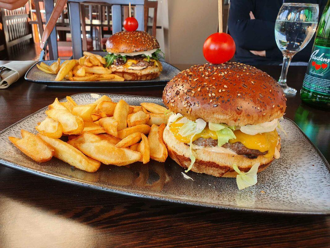 Cheeseburger - Slatinski Gaj