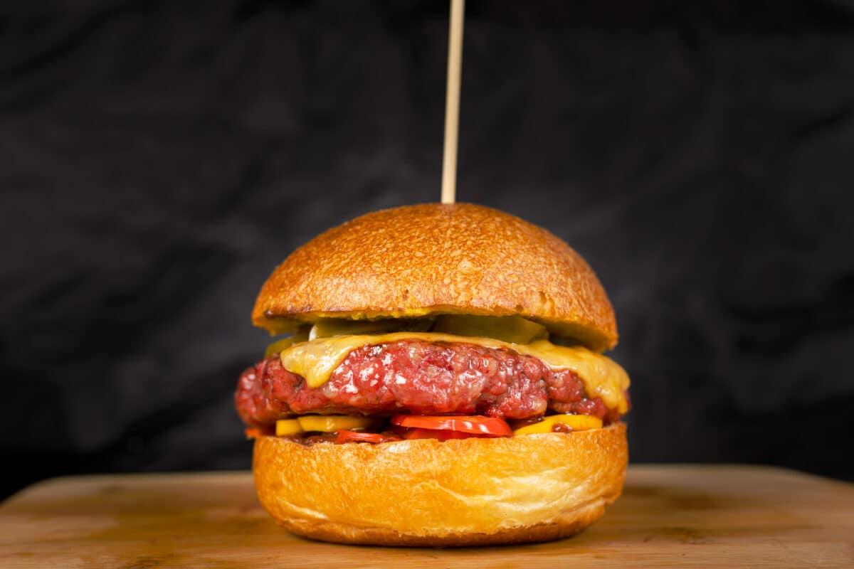 Napalm Burger